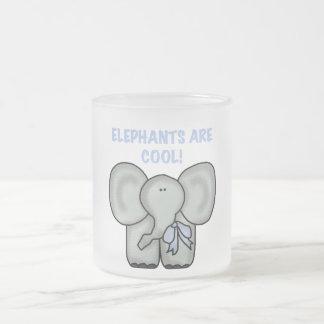 Elephants Are Cool Tshirts and Gifts Mug