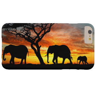 Elephants Barely There iPhone 6 Plus Case