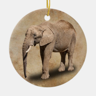 ELEPHANTS CHRISTMAS ORNAMENT