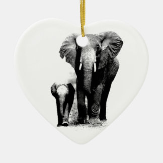 Elephants Ornaments