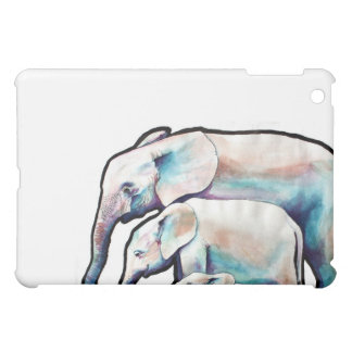 Elephants groovy case for the iPad mini