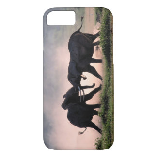 Elephants. iPhone 8/7 Case