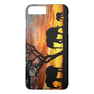Elephants iPhone 8 Plus/7 Plus Case
