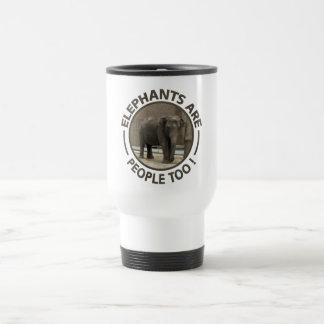 ELEPHANTS mug - choose style & color