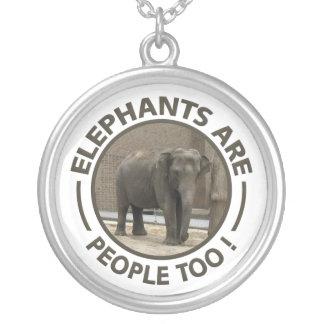ELEPHANTS necklace