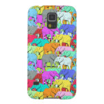 Elephants Parade - Samsung Galaxy S5 Case
