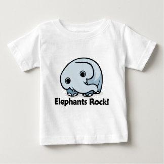 Elephants Rock! T Shirt