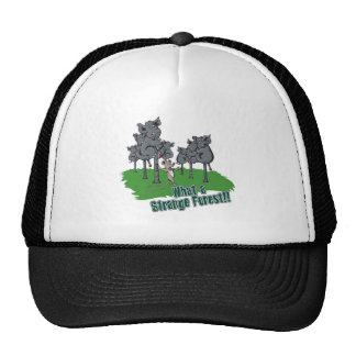 elephants scared of mouse funny forest vector cart cap