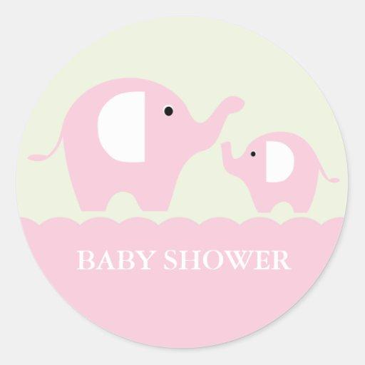 Elephants Sticker