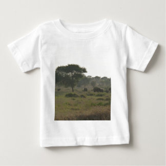Elephants T-Shirt, African Safari Collection Baby T-Shirt