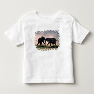Elephants. Toddler T-Shirt