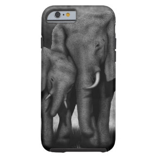 Elephants Tough iPhone 6 Case