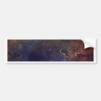 Elephant's Trunk Nebula Bumper Sticker
