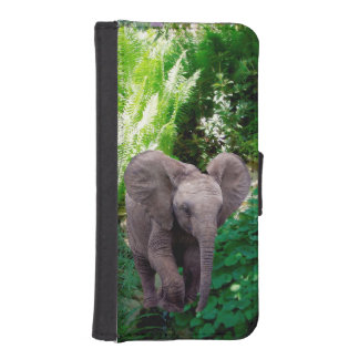 Elephat iPhone 5/5s Wallet Case