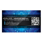 Eletronic Chil Style Business Card