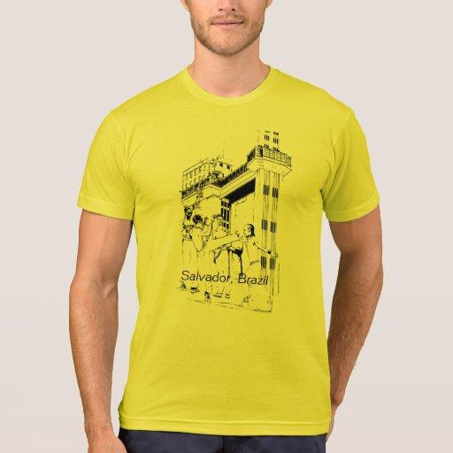 Elevador Lacerda, Salvador,Brazil Tee Shirt