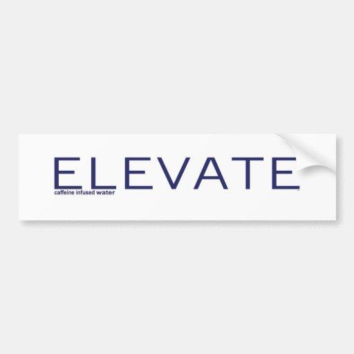 Elevate Beverages Bumper Sticker