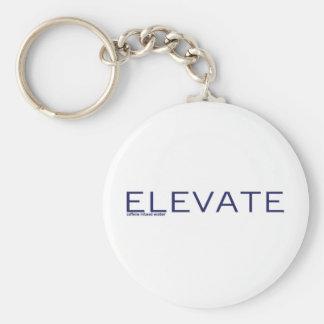 Elevate Beverages Keychain