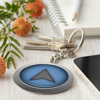 Elevate Key Chain Button