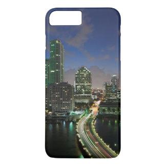 Elevated city skyline iPhone 8 plus/7 plus case