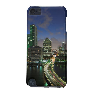 Elevated city skyline iPod touch 5G covers