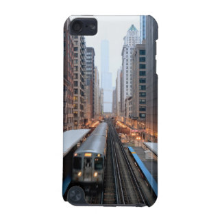 Elevated rail in downtown Chicago over Wabash iPod Touch 5G Covers