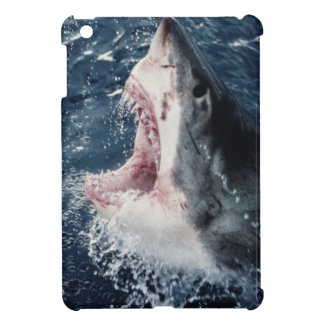 Elevated Shark mouth open iPad Mini Case