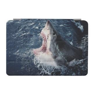Elevated Shark mouth open iPad Mini Cover