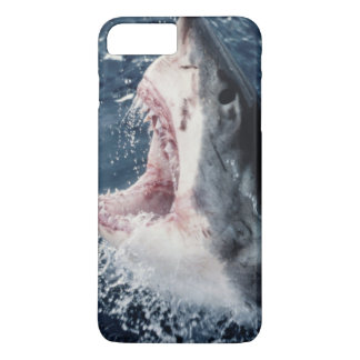 Elevated Shark mouth open iPhone 8 Plus/7 Plus Case
