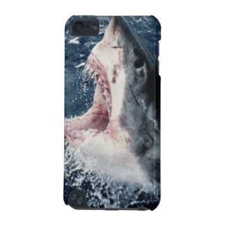 Elevated Shark mouth open iPod Touch 5G Case