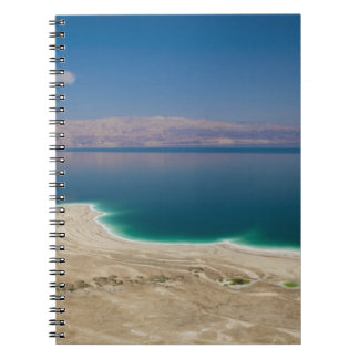 Elevated view of the Dead Sea Notebook