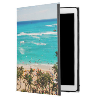 "Elevated View Of Waikiki Beach Scene, Honolulu 2 iPad Pro 12.9"" Case"