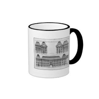 Elevation of the Hopital des Enfants Trouves Coffee Mug