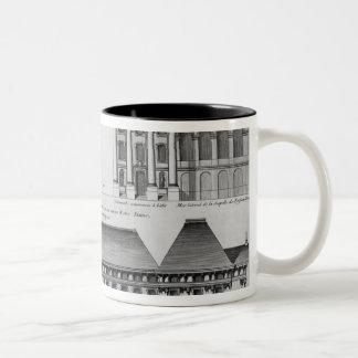 Elevation of the Hopital des Enfants Trouves Mug