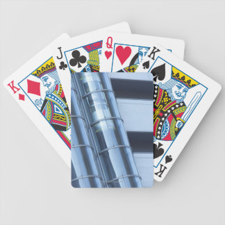 Elevator Bicycle Playing Cards