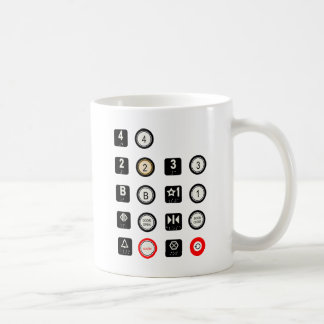 Elevator Mug