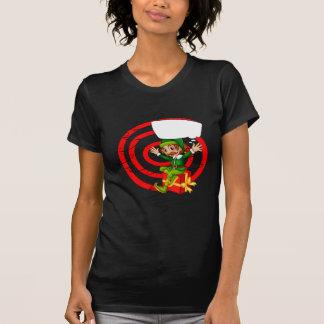 Elf and Christmas T-Shirt