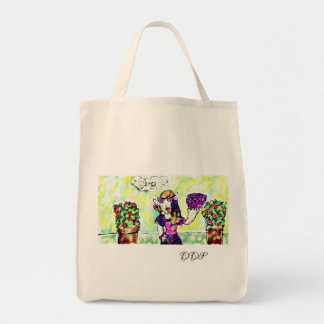 elf art 3 tote bag
