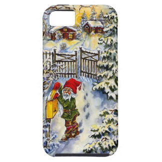 Elf at the mail box iPhone 5 cover