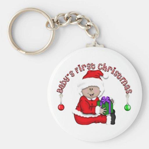Elf Baby - Latino Tshirts and Gifts Key Chain