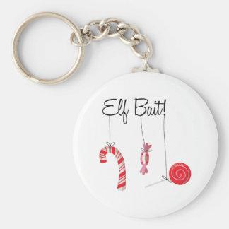 Elf Bait Keychains