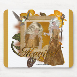 Elf Designs Magical by MarloDee Mouse Pads