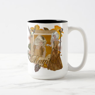 Elf Designs Magical by MarloDee Mug
