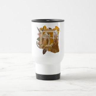 Elf Designs :: Magical by MarloDee Stainless Steel Travel Mug