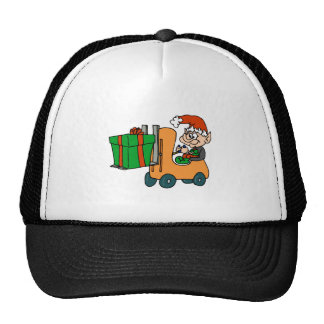 Elf Forklift Cap