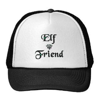 Elf Friend Trucker Hats