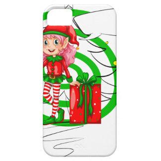 Elf helper iPhone 5 cases