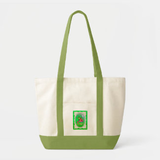 ELF, LACE AND LIGHT RAYS by SHARON SHARPE Tote Bag