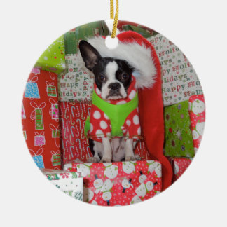 Elf Lola B. Boston Ornament