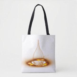 Elf nest  - Digital Art Design Tote Bag